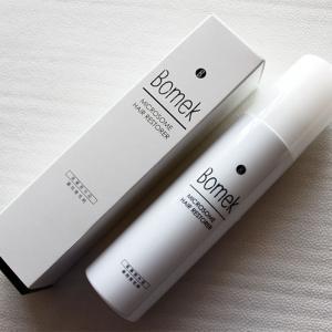 40歳から急増する女性の薄毛には超微粒子のボメック|口コミで広まった頭皮に優しい日本製育毛剤