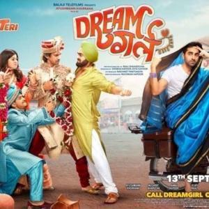 Bollywood No.022 -Dream Girl/ड्रीम गर्ल  (2019)-