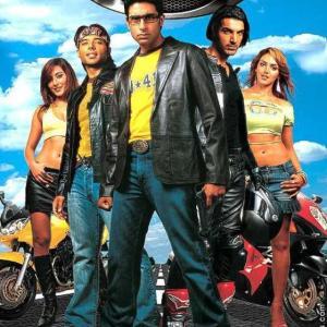 Bollywood No.025 -Dhoom/धूम (2004)-