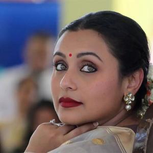 Bollywood Star file.2 Rani Mukerji(ラニー・ムケルジー)