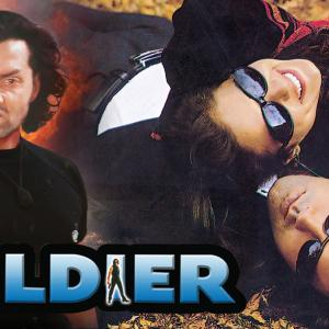 Bollywood No.027-Soldier/सोल्जर(1998)-