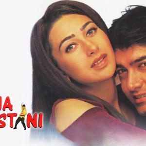 Bollywood No.029-Raja Hindustani/राजा हिंदुस्तानी(1996)-