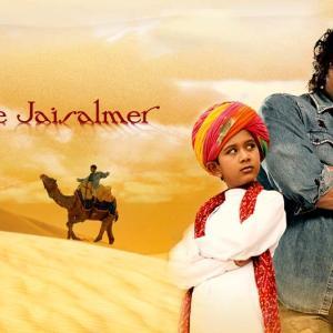 Bollywood No.030-Nanhe Jaisalmer/नन्हे जैसलमेर(2007)-