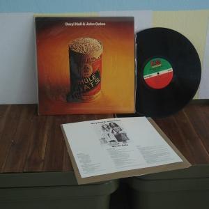 GADHOUSEで聴く -Whole Oats<1972> / Daryl Hall & John Oates