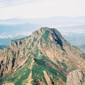 20年前の八ヶ岳。