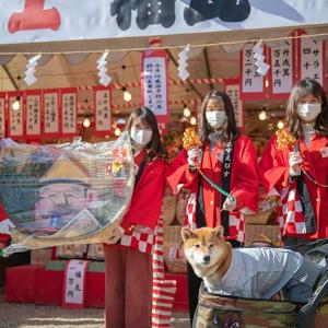 亜門さんと豊中えびす祭2021(前編)