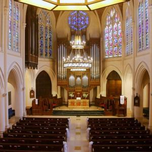 American Church in Paris / パリでの結婚式編