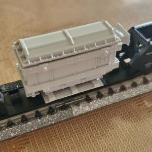 シキ1000用荷物 Type2 その2 と HiSE連結器修理セット