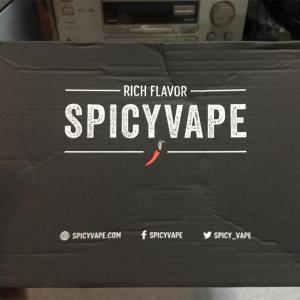【大容量激安リキッド】SpicyVape【番外編】