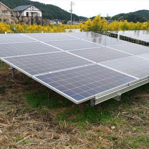 初めての太陽光発電O&M作業! 早くも異常発見!?