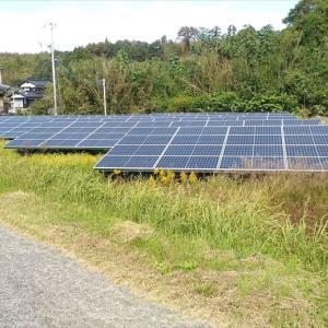 7ヶ所の太陽光発電所の除草作業を一気にやりました!