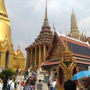 タイのスピリチュアル旅行と太陽光発電と不動産と