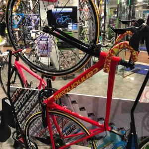 自転車屋さん巡り&ランチ