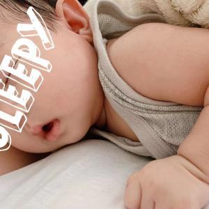 夜泣きを改善したい!夜ぐっすり寝てほしい!『赤ちゃんにもママにも優しい安眠ガイド』(清水悦子)を読んで勉強してみた