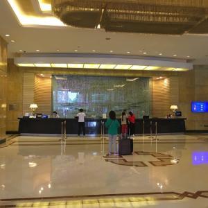 [上海]浦東側のおすすめホテル!上海国信紫金山大酒店(Shanghai Grand Trustel Purple Mountain Hotel)@世紀大道