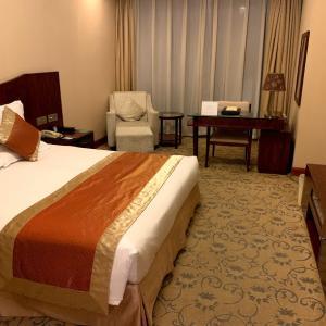 [上海]アンバサダーホテル(上海吉臣酒店, Ambassador Hotel Shanghai)@隆徳路、静安寺 宿泊レビュー!コスパはいまいち!?