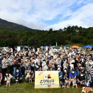 日本犬の祭典【ZIPANG2020】開催御礼