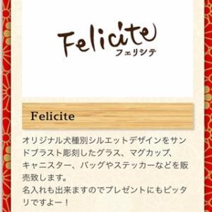 日本犬の祭典ZIPANG マーケット情報 『Felicite』