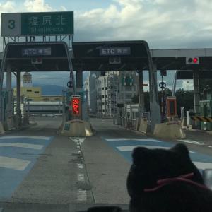 長野に寄り道