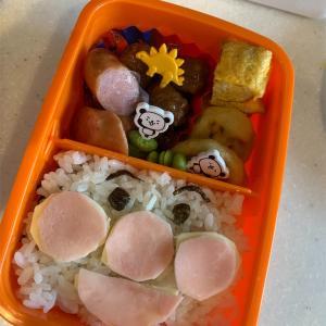 今週はたくさん遊んだweek☆幼稚園お弁当