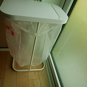 新居用ごみ箱購入しました(^^♪
