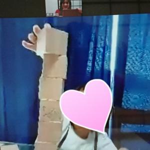 2歳の女の子ZOOMでのパーソナルサポート!