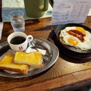 【 VIVO 】西小倉駅近くにある喫茶店 VIVO のモーニングは超おすすめ