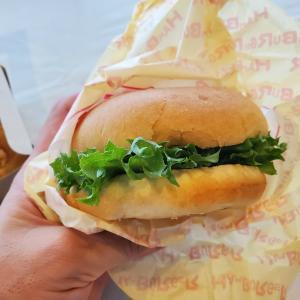 めちゃ肉がギュッ!と詰まったハンバーガー。大門バーガーが激ウマな件
