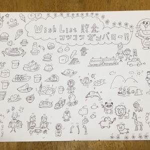 wish list 貯金