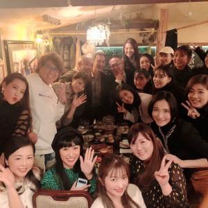 ミスユニバースジャパン千葉♡新年会♡