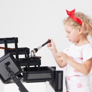 4歳女児のお化粧遊びしたい!を叶える安全な方法