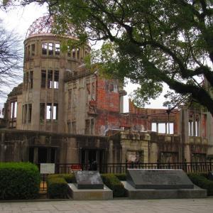 広島で祈る ヒロシマは国の宝