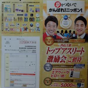 当選1件とスギ薬局グループの懸賞情報 3500名に商品券当たる!