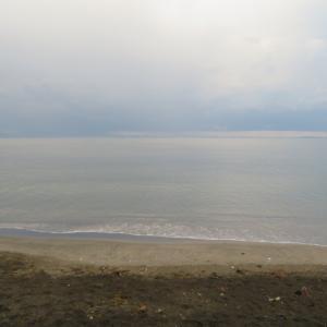三浦半島縦走の旅(終) そして海へ