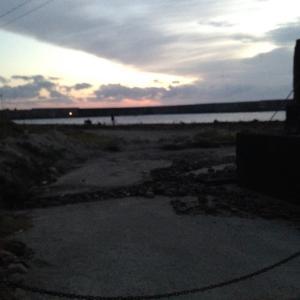アホブログ 半年ぶりの更新でおまーす。観たらアホがうつりますよ、2017本庄浜キス釣りから。