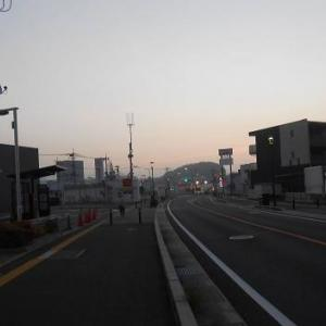 朝ジョグ 14k