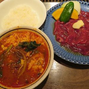 焼肉さんか亭・ロースとスペシャルサガリの焼肉ランチ☆