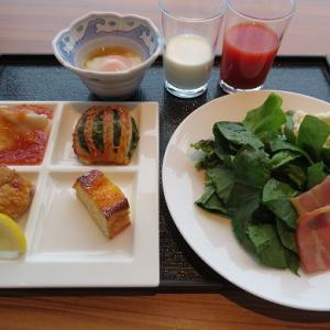 函館プリンスホテル渚亭のイクラ食べ放題な絶品朝食バイキング☆