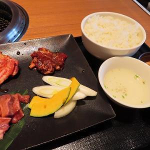 「特急焼肉せいざん」で焼肉ランチ再び☆