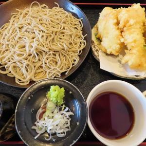 澄川の「蕎麦・みやび屋」で鶏天セイロ☆