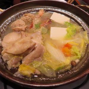 個室ダイニング楽蔵(札幌駅前店)濃厚白湯の鶏鍋は〆雑炊まで美味しい☆