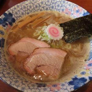 麺処「武壱」の魚介豚骨醤油らーめん☆