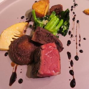 円山の素敵なイタリアンレストラン「TAKAO」(後編)オグニ牧場のステーキ☆
