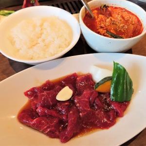 焼肉さんか亭・ロースとスペシャルサガリと極上牛タンで焼肉ランチ☆