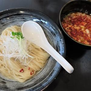 「麺処まるはRISE」9月28日まで限定・さっぱり!痺れる辛味噌つけ麺☆