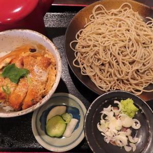 新蕎麦の季節到来☆澄川の人気店「蕎麦・みやび屋」で新蕎麦とカツ丼をいただきました☆