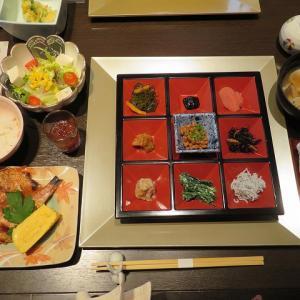 石和温泉・糸柳別館「和穣苑」のアイデア溢れる朝食編と総評☆