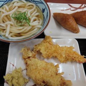 丸亀製麺の期間限定・創業感謝セットを食べてみました☆