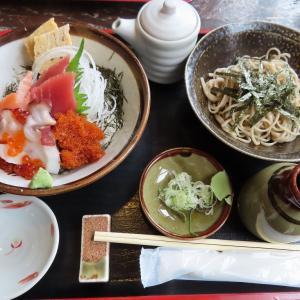 豊平区(南平岸エリア)の蕎麦酒処「昌の家」で上海鮮ミニ丼とミニ蕎麦のセット☆