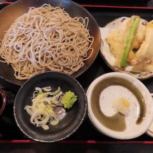 澄川の人気店「蕎麦みやび屋」でとり天蕎麦☆2月末まで限定・売り切れ御免の牡蠣シリーズも☆